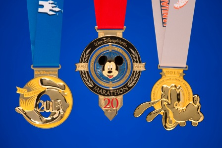 goofys challenge medals